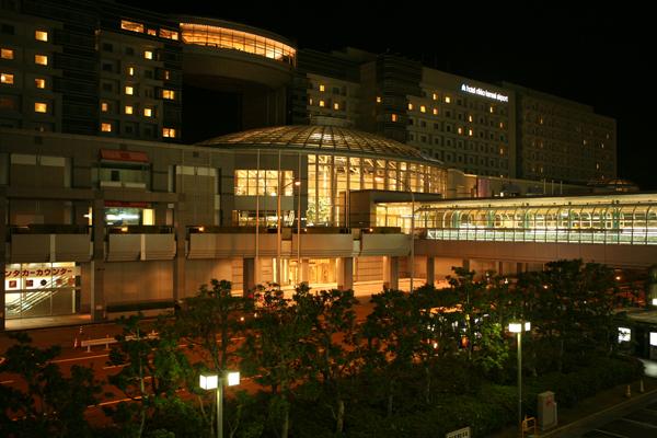 北欧旅行出発の前日はホテル日航関西空港にて前泊
