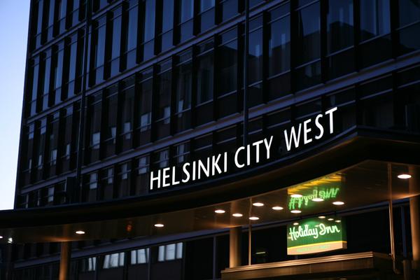 Holiday Inn City West(Helsinki)