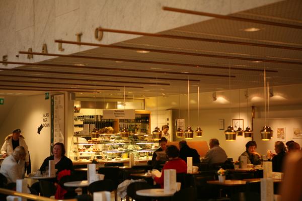 Cafe AALTO(Helsinki,Finland)