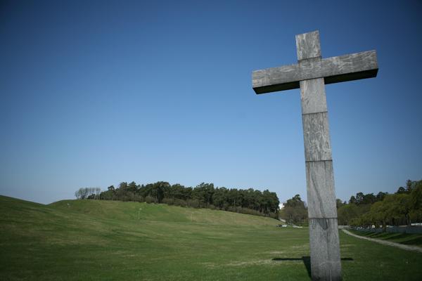 森の墓地(アスプルンド設計/スウェーデン)
