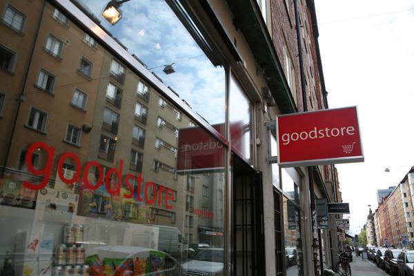 goodstore ekologiskt & vegetariskt