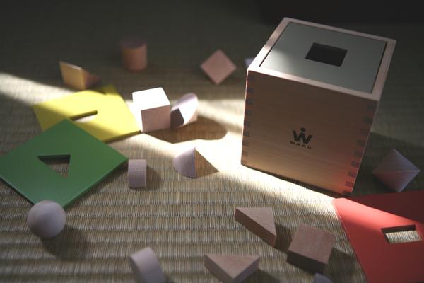 カッティングボックス(童具館)