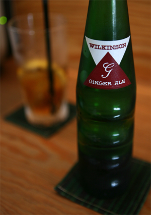GINGER ALE(dico.appartementにて)