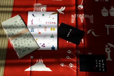 長崎雑貨のお店「たてまつる」の素敵なオリジナルグッズ