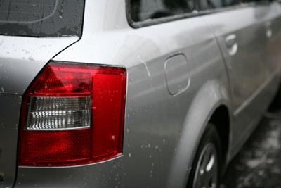 雨の日の洗車日和?